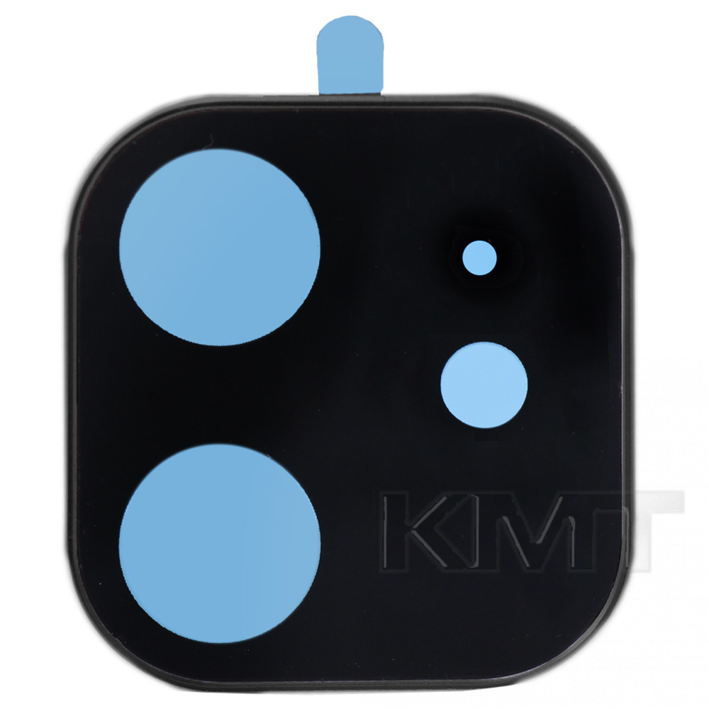 Camera Glass — iPhone 11  — Black