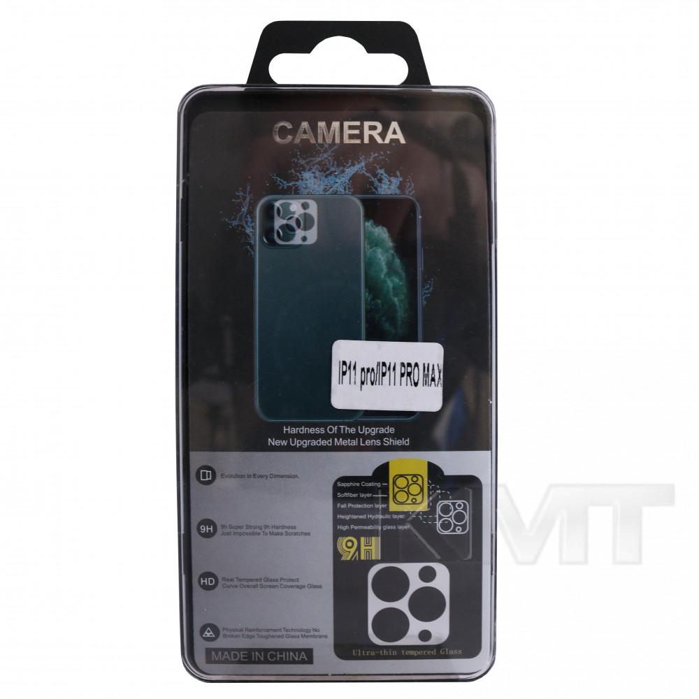 Защитное стекло  Camera Glass iPhone 11 Pro (Clear)